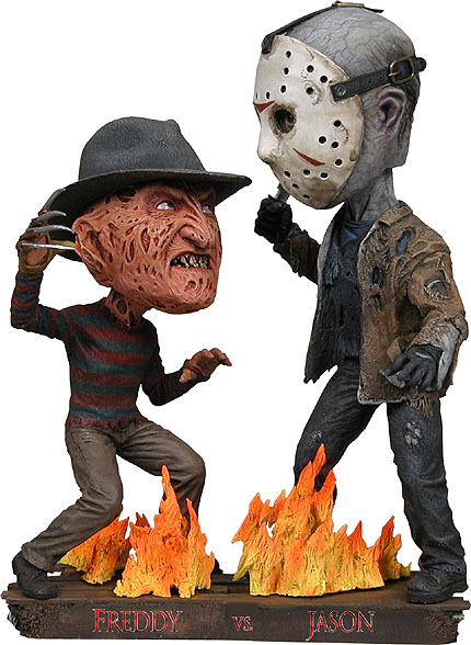 Freddy-Jason-headknocker-set