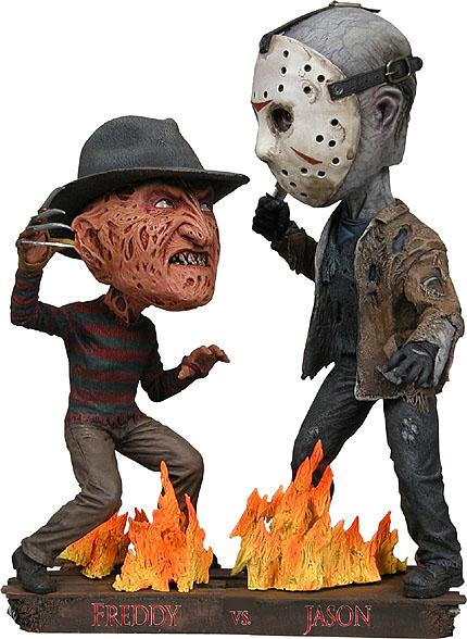 Freddy-Jason-headknocker-set