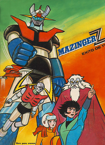 Mazinger Z 92/92 Mp4 50Mb SendSpace - MediaFire Mazingerz1