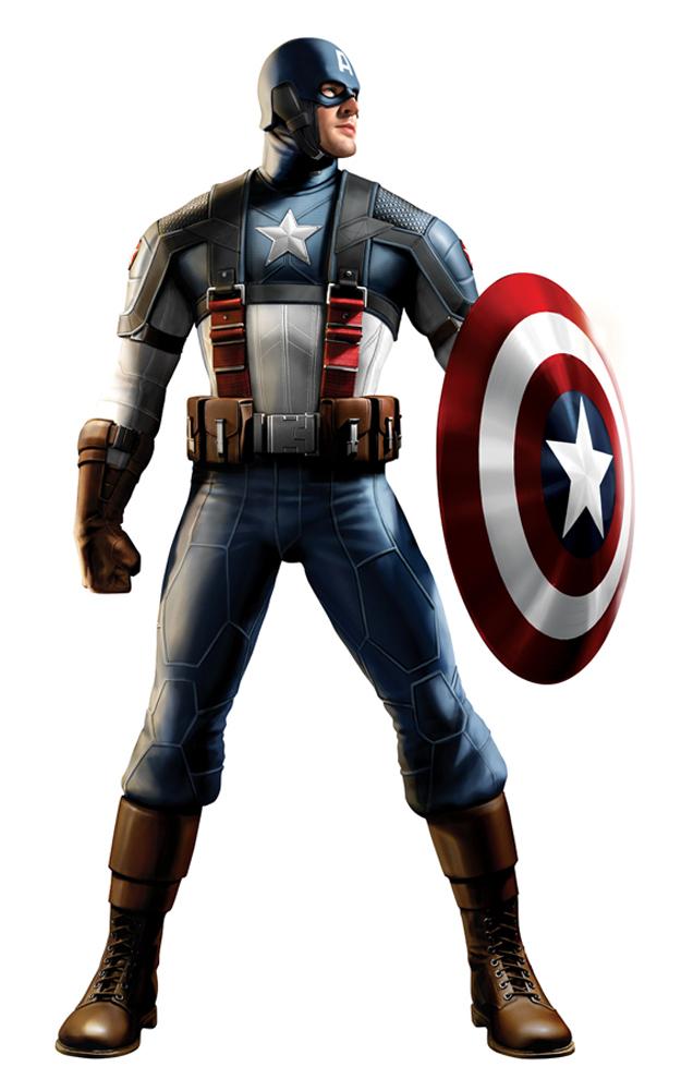 El traje del Capitn Amrica la pelcula  Teenage Thunder