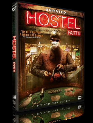 Hostel Part 3 DVD