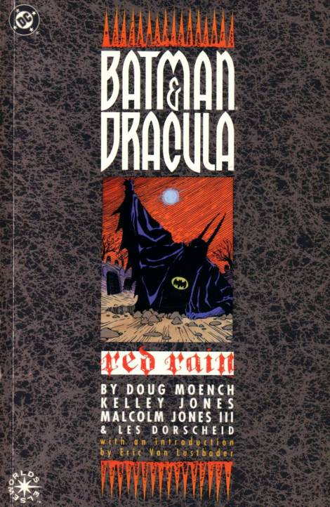 batman and dracula