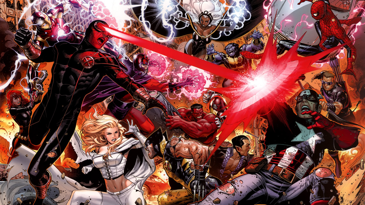 Avengersvs x menvol10cheungvariant