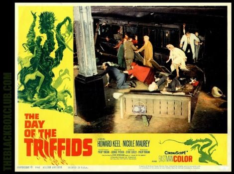 DAY OF THE TRIFFIDS CUSHING B3
