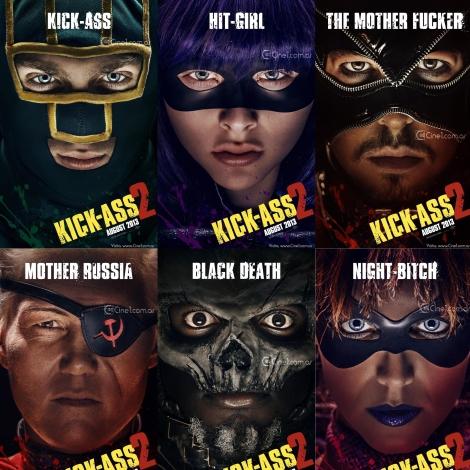 Kick-Ass-2-personajes