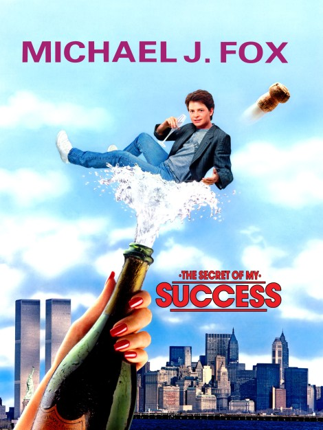 thesecretofmysuccess_posterart